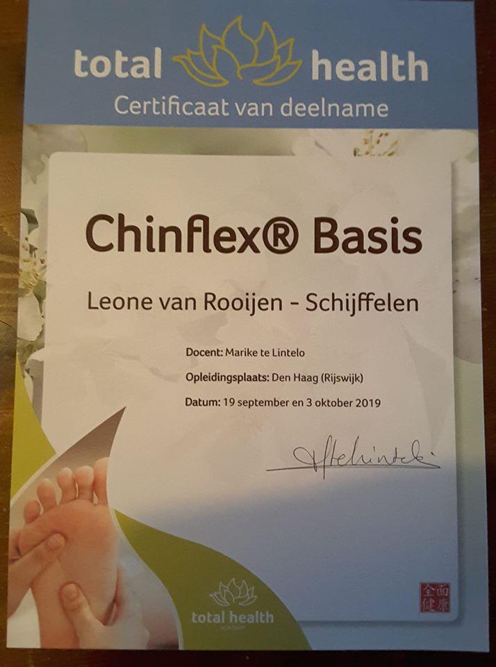 Chinflex basis